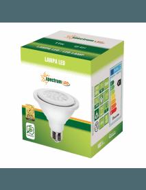 Spectrum LED PAR 30 Strahler E27 800 Lumen Warmweiß