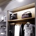 30 cm Kabinett- Schrank- Schubladenleuchte mit Infrarotsensor 250 Lumen Lichtfarbe wählbar