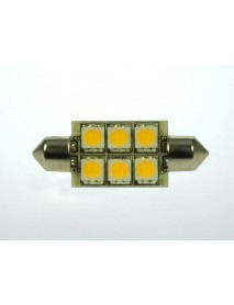LED Soffitte (37mm), 6xSMD, 107lm