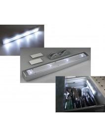 LED Schubladenleuchte LSL-4 weiß