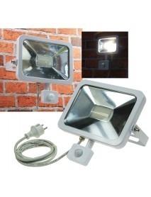 LED-Fluter SlimLine CTF-SL50 PIR weiß 3400lm 50W