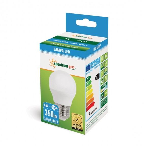 Kleine LED Lampe 6 Watt 500 Lumen kaltweiß