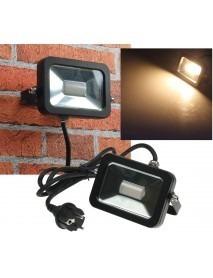 LED-Fluter SlimLine CTF-SL10B schwarz 760lm 10W