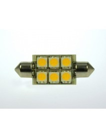 LED Soffitte (37mm), 6xSMD, 100lm