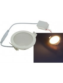 LED Licht-Panel CP-90R.  90mm. IP54 400lm 5W
