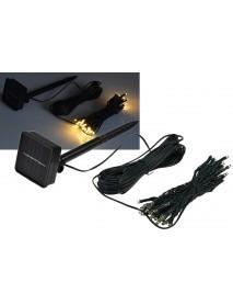 LED Solar-Lichterkette CT-SK50 5m