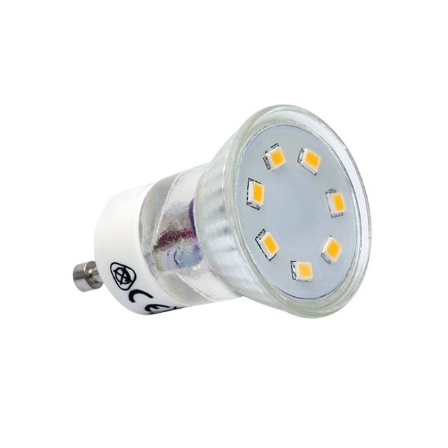 Kanlux REMI GU10 MR11 LED Spot 2,2 Watt warmweiß