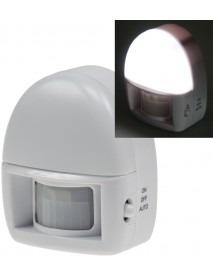 LED Nachtlicht mit Bewegungsmelder 18lm 0,6W kaltweiß