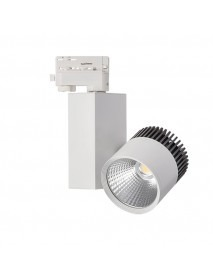 LED-Strahlerleuchte für Montage auf der Schienenleitung 20W 1590lm warmweiß
