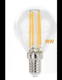 E14 LED Filament Leuchtmittel 4 Watt 500 Lumen A++