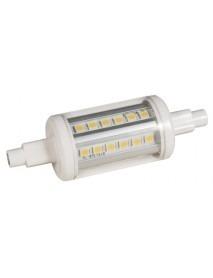 LED Strahler R7s 5 Watt 410 Lumen 78 mm 360° warmweiß