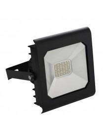30 Watt LED Fluter 2.300 Lumen von Kanlux IP44 Schwarz Neutralweiß