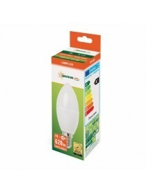 LED Lampe Kerzenform E14 7 Watt