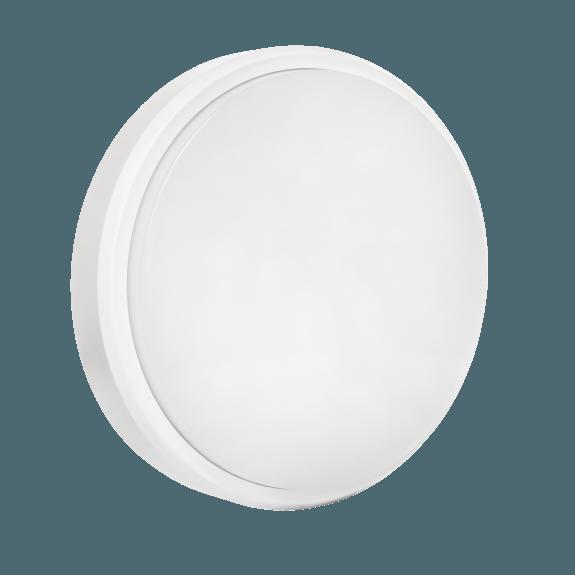LED Wand- und Deckenleuchte Nymphea Slim Rund 12 Watt