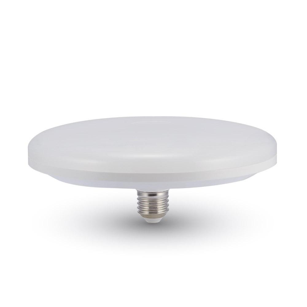 UFO Tellerlampe E27 LED Leuchte 2.610 Lumen Warmweiß
