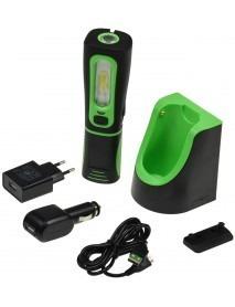 LED Stableuchte mit Akku FlexiLED 300+ 250lm 3W