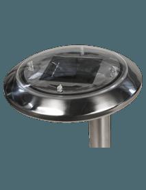 LED Solar Wegbeleuchtung mit 3 LED's