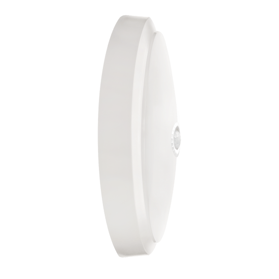 LED Wand- und Deckenleuchte Slim Rund 13 Watt neutralweiß