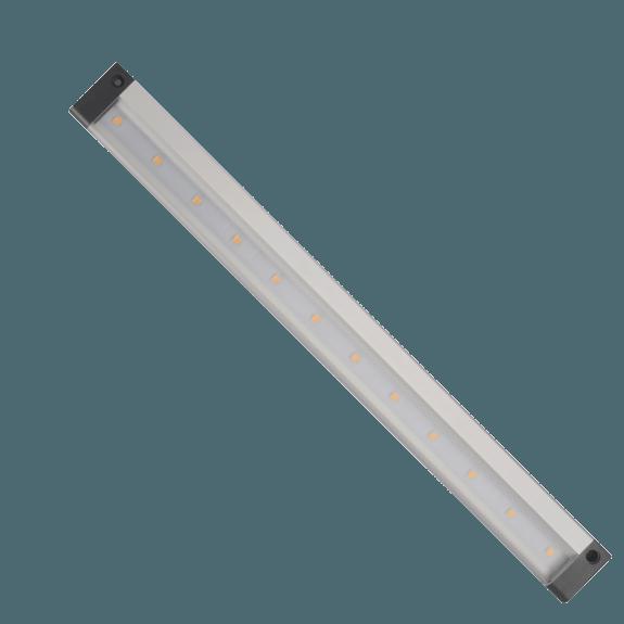 50 cm Kabinett- Schrank- Schubladenleuchte mit Infrarotsensor 400 Lumen warmweiß