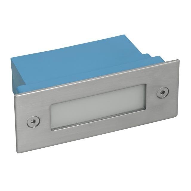 LED Wandeinbaustrahler TAXI 1,5 Watt IP54 warmweiß