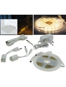 LED Bettenbeleuchtung mit 2 PIR-Sensoren 600lm 12W