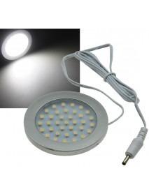 LED-Aufbauleuchte ABL-R90 kaltweiß 270lm 3W