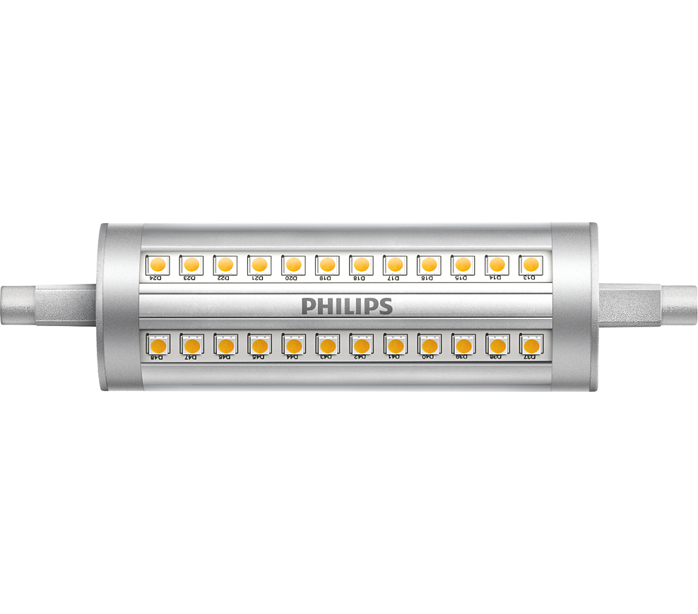 philips r7s led strahler 2000 lumen led homeshop
