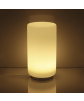 Hochwertige LED Tischleuchte Warmweiß mit Fernbedienung 5,5 Watt und 300 Lumen