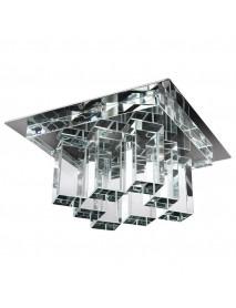 Deko Deckenleuchte im Kristall-Design