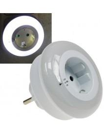 LED Nachtlicht mit Zwischenstecker
