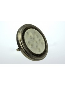 Spot, 6x2W High-Power Led, 25°, AC, AR111, GU10, nw