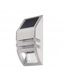 LED Solar Leuchte für den Aussenbereich Kaltweiß wahlweise mit Bewegungsmelder