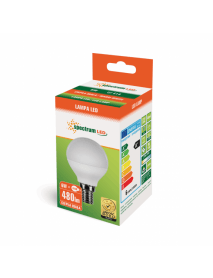 Kleine E14 LED Lampe 6 Watt