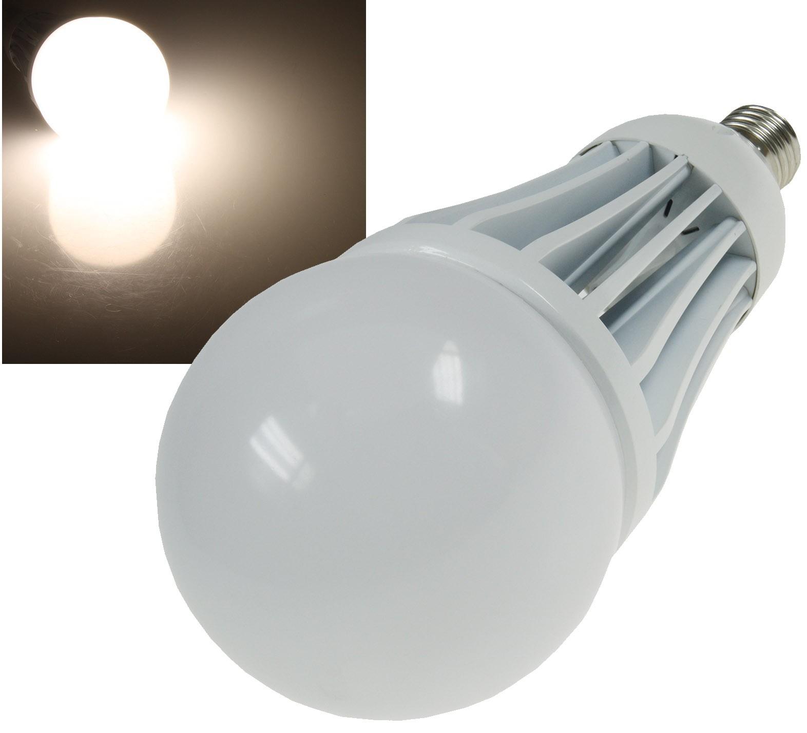 LED Jumbo Lampe E27 50W G500 4000lm