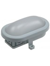 LED Oval-Armatur / Feuchtraum-Leuchte 700lm 10W
