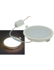 LED Licht-Panel CP-150R.  150mm. IP54 800lm 10W