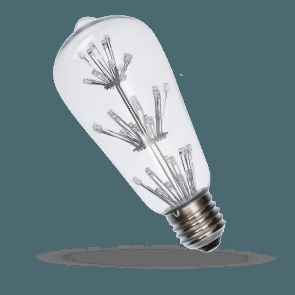 LED Dekoration Birne 1,6 Watt 130 Lumen
