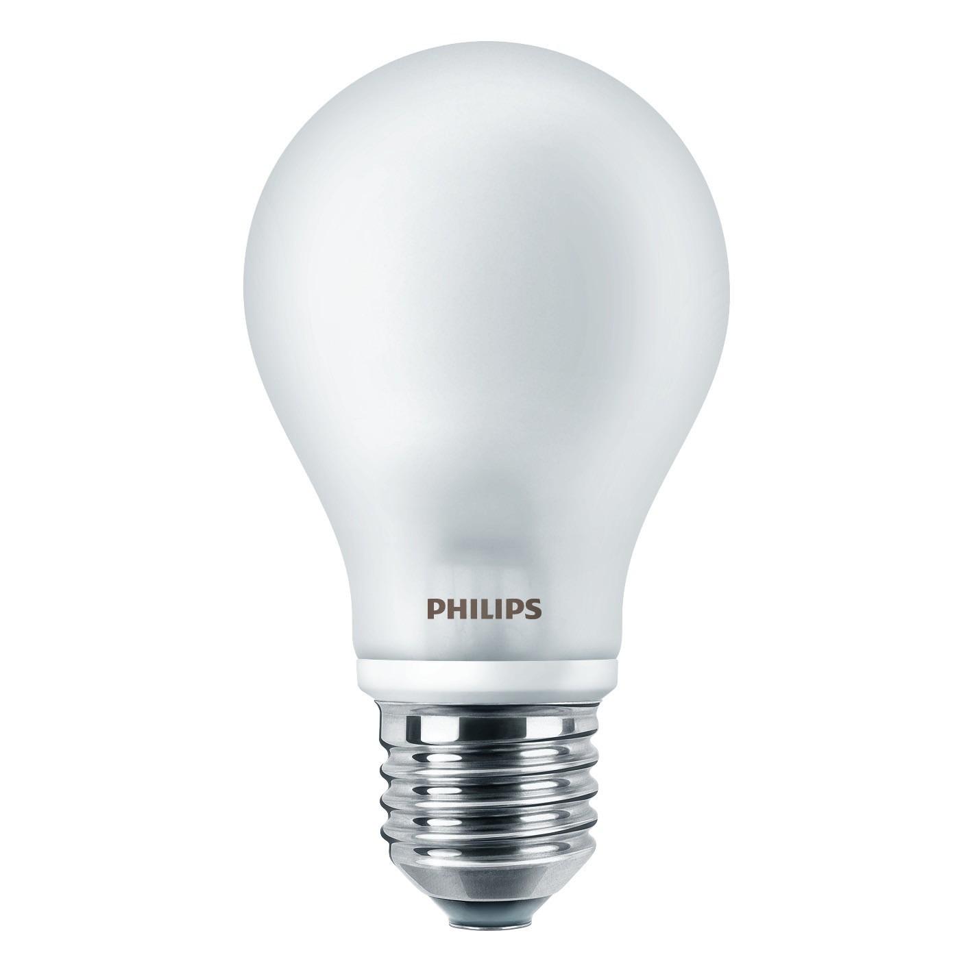 Philips LEDclassic Birne 4,5 Watt 470 Lumen warmweiß A++