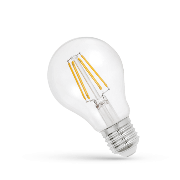 LED Filament Birne 4 Watt 450 Lumen warmweiß