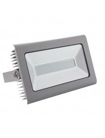 200 Watt LED Fluter Kanlux IP65 Neutralweiß 15.000 Lumen Grau