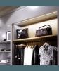 Anwendungsbeispiel Kleiderschrank Kabinettleuchte