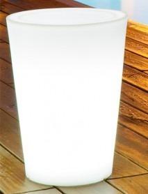 LED Pflanzkübel TANGO 25x35x50cm
