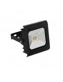 10 Watt LED Fluter 750 Lumen von Kanlux IP65 Schwarz Neutralweiß