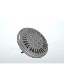 Spot, 6x2W High-Power Led, 40°, AC/DC, AR111/PAR36, G53, ww