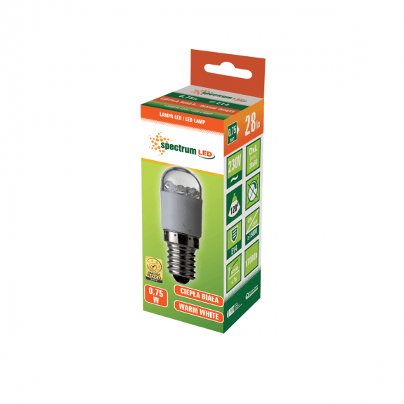 E14 LED Lampe Dekoration 28 Lumen