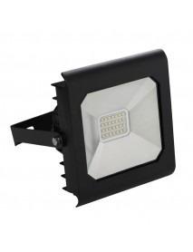 20 Watt LED Fluter 1.500 Lumen von Kanlux IP44 Schwarz Neutralweiß