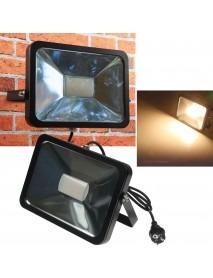 LED-Fluter SlimLine CTF-SL50B schwarz 3600lm 50W
