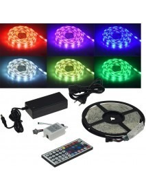 LED-Stripe 150 LEDs 5 Meter RGB