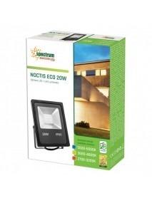 LED Fluter / Scheinwerfer NOCTIS Eco in Schwarz 20 Watt Lichtfarbe wählbar