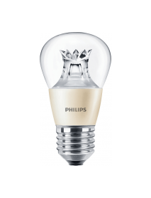 Philips DiamondSpark E27 LED Birne 4-6 Watt warm dimming
